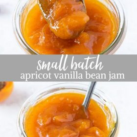 apricot jam pinterest collage