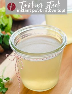 Turkey stock pin