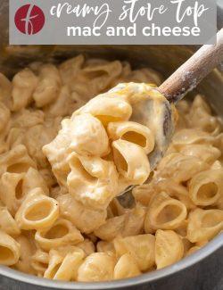 Stove top mac and cheese pin 1