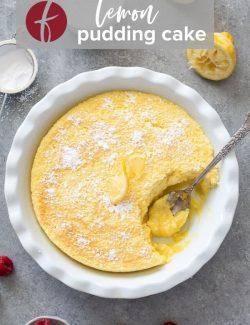Lemon pudding cake pin 2