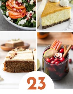 Persimmon recipes short collage pin